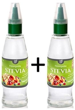 Stevia flüssig Tafelsüße