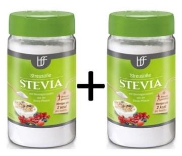 bff Stevia Streusüße