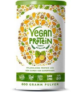 Vegan Protein HASELNUSS