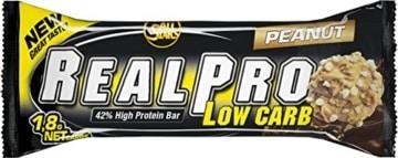 Low Carb Riegel