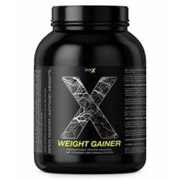 base X nutrition, WEIGHT GAINER, Vanille