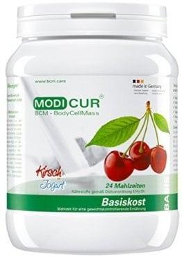BCM Modicur Kirsche-Joghurt Eiweißshake