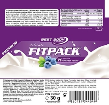Nutrition Delicate Fitpack