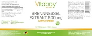 Brennessel Bio