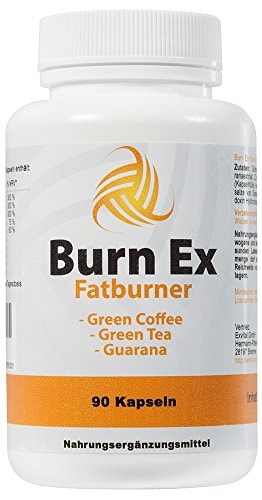 burn ex fatburner di t gr ne kaffebohnen gr ner tee. Black Bedroom Furniture Sets. Home Design Ideas