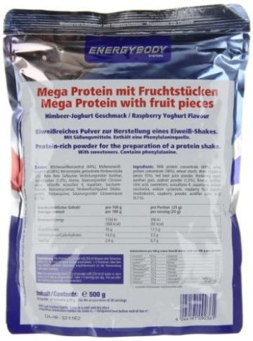 Energybody Mega Protein