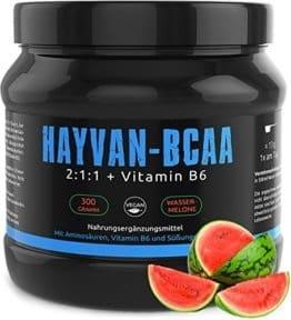 GYM - NUTRITION BCAA + VITAMIN B6 hochdosiertes Pulver