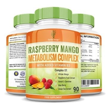 Himbeer Mango Komplex - 1000mg