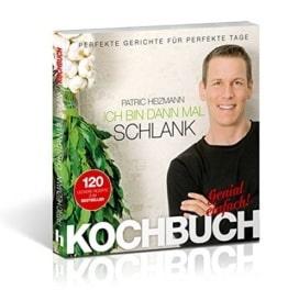 Rezeptbuch von Patric Heizmann