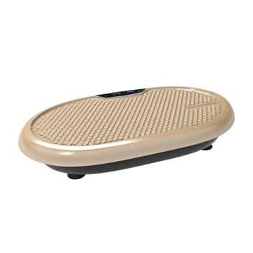 Vibrationsplatte mit vielen unterschiedlichen Geschwindigkeiten