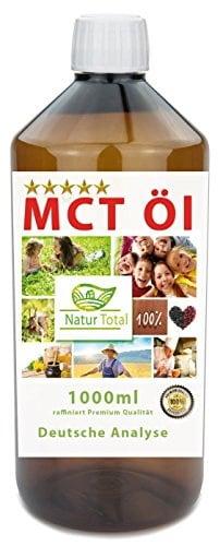 MCT Fette, MCT Öl