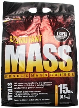 Mutant Mass Chocolate