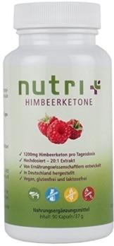 Nutri-Plus Himbeer-Ketone
