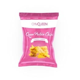 Queen Protein Chips (Cheese), fettarm