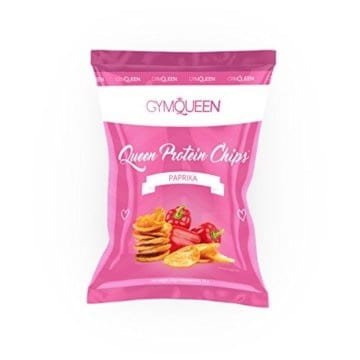 Queen Protein Chips (Paprika)