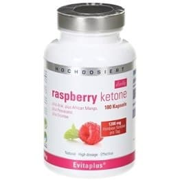 Raspberry Ketone DAILY Fatburner, 1.200 mg