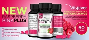Raspberry Pink Plus