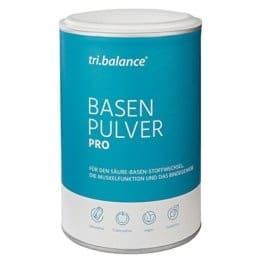 Basenpulver ohne Zucker
