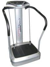 Vibrationsplatte mit Steuerpult