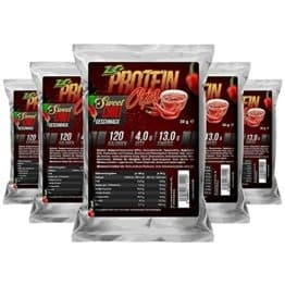 Kalorienarme Proteinchips, 5 x 30g SWEET CHILI